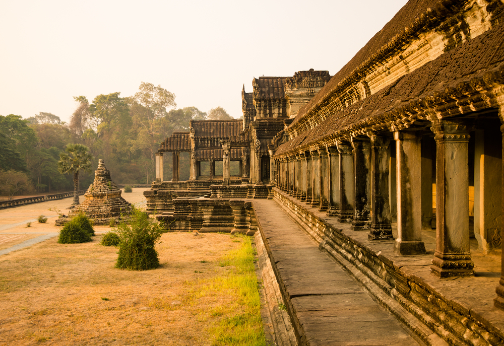 India to construct an angkor wat replica for Wat architecture