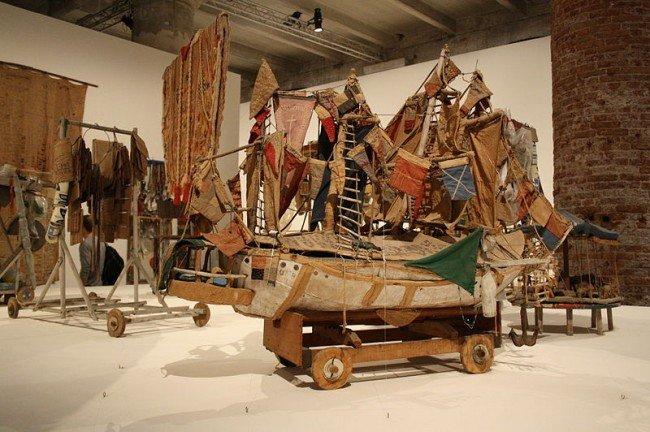 Venice_Biennale_2013,_Arthur_Bispo_do_Rosário