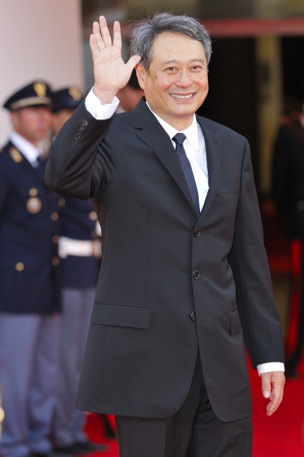 Ang Lee at the Venice Film Festival | © Nicolas Genin/WikiCommons