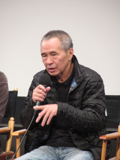 Hou Hsiao-Hsien | © JJ Georges/WikiCommons