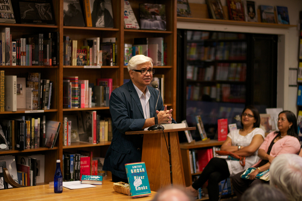 amitav ghosh essay Divya said: had expected a lot given it's amitav ghosh, but just two pages into  the  this essay is based on the may 1998 nuclear tests, first by india and then.