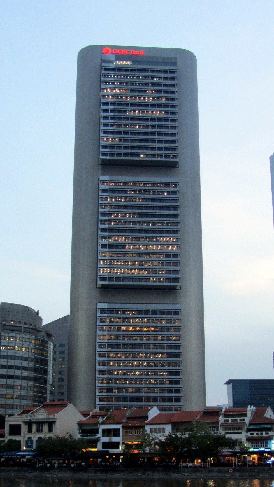 OCBC Center, Singapore