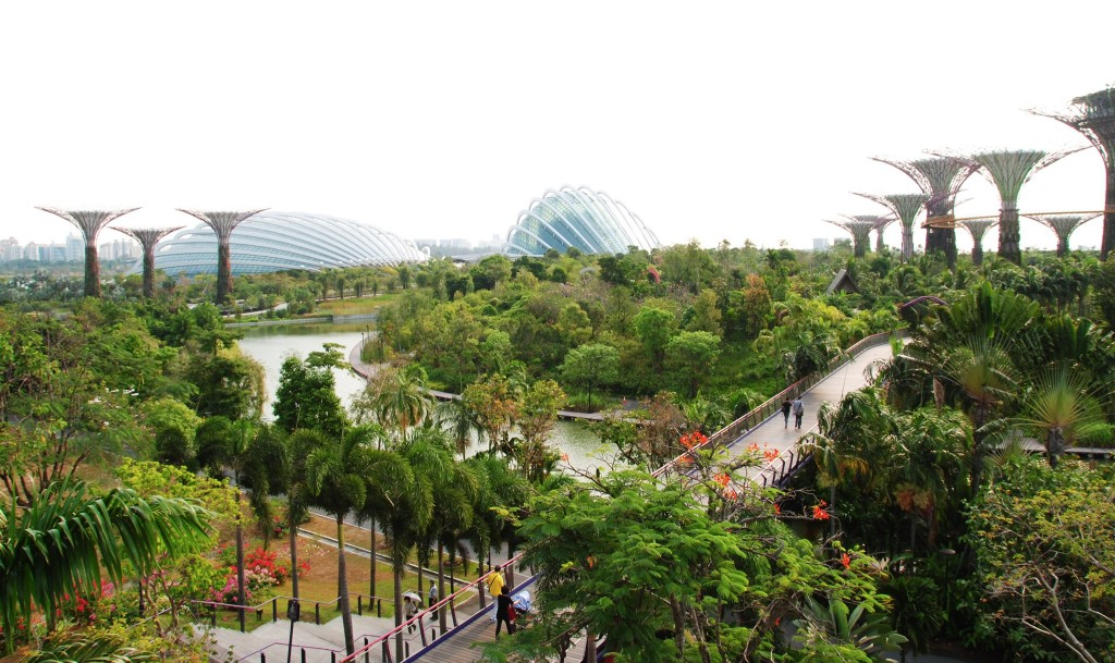 Garden by the Bay © LWYang
