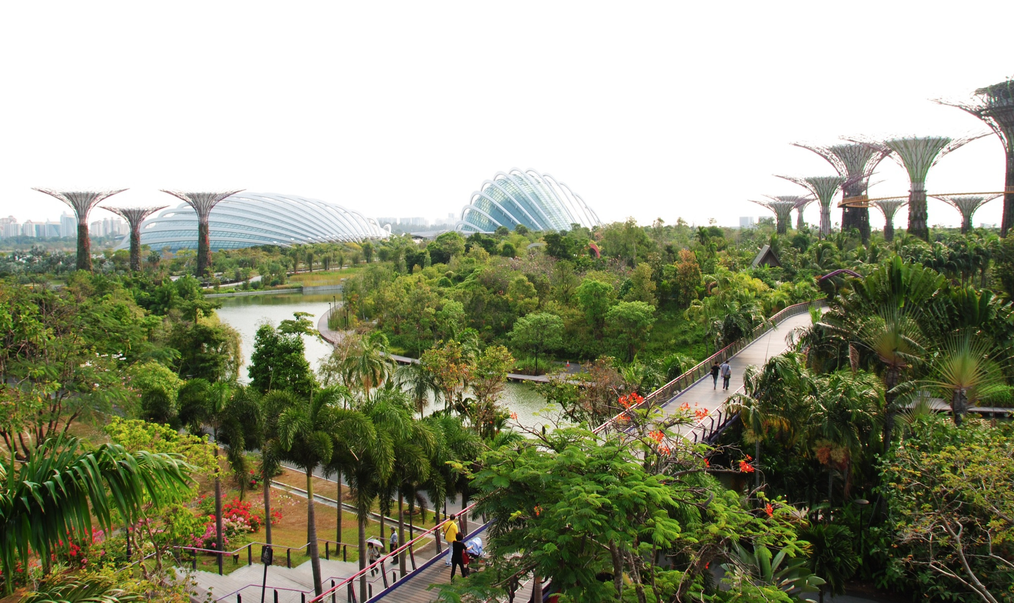 Garden By The Bay Bar the top ten architectural highlights of singapore