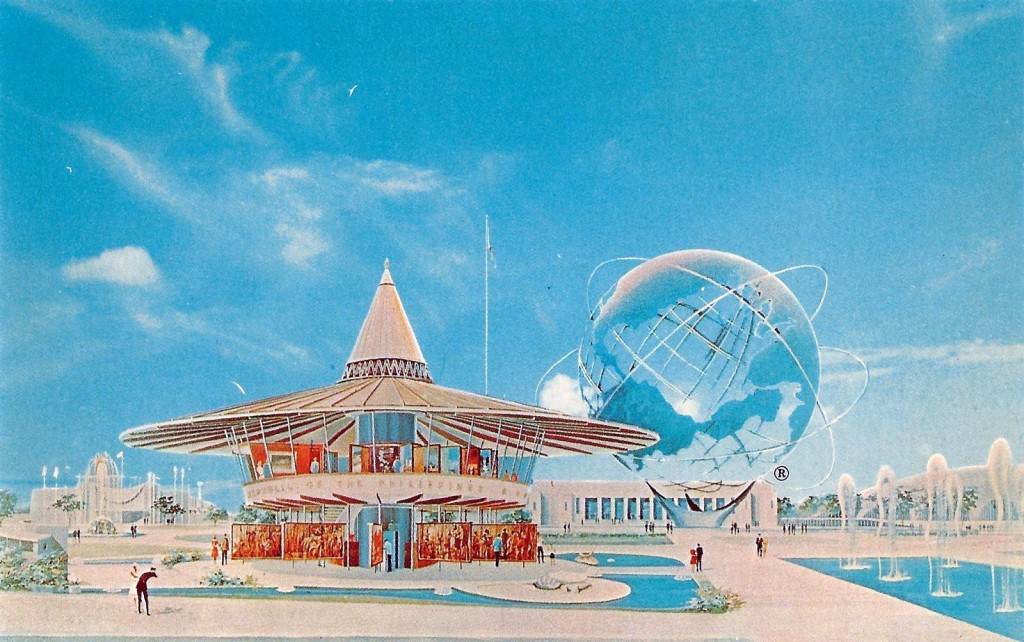 New York World's Fair Postcard ©Joe Haupt