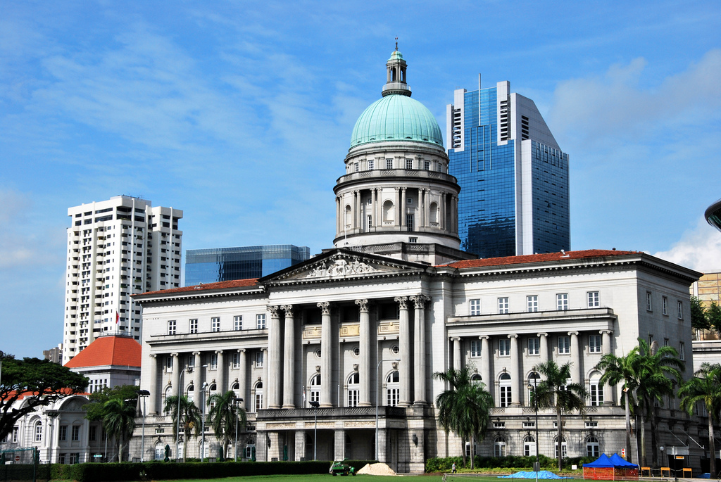 The top ten architectural highlights of singapore for Top architects in singapore