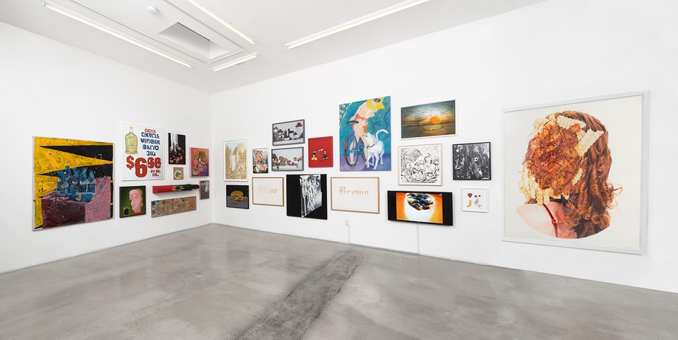Art Gallery Calendar Los Angeles : The top contemporary galleries in los angeles