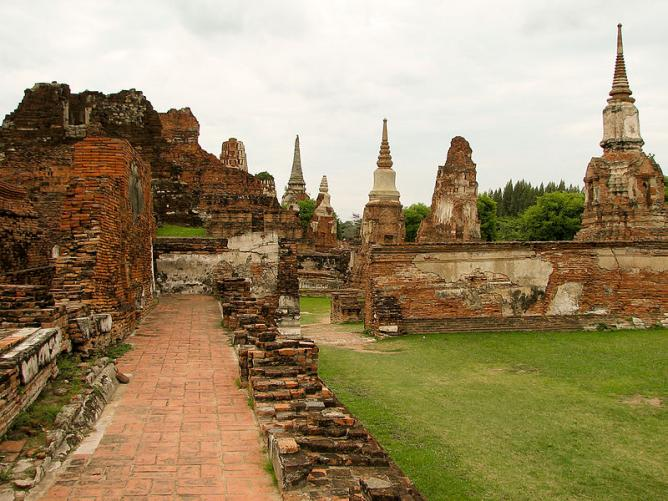 When History Met Spirtuality Thailand World Heritage Sites