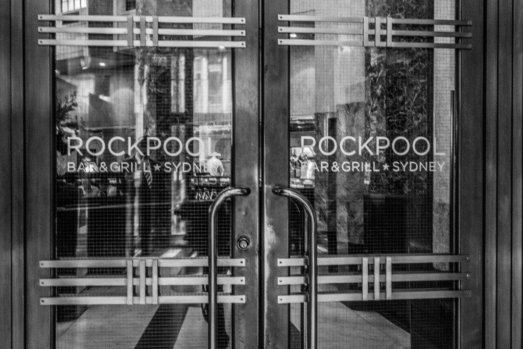 Rockpool Bar & Grill ©PRO CeBIT Australia