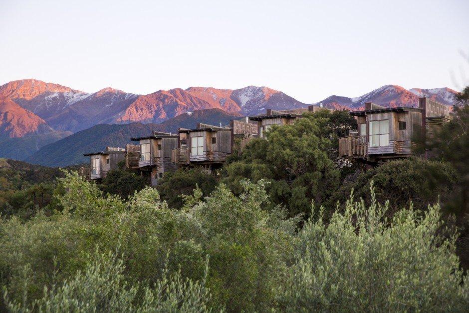 Hapuku Lodge + Tree Houses | Courtesy of Hapuku Lodge