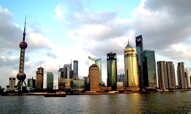 A Tour Of Shanghais Most Interesting Architectural Landmarks