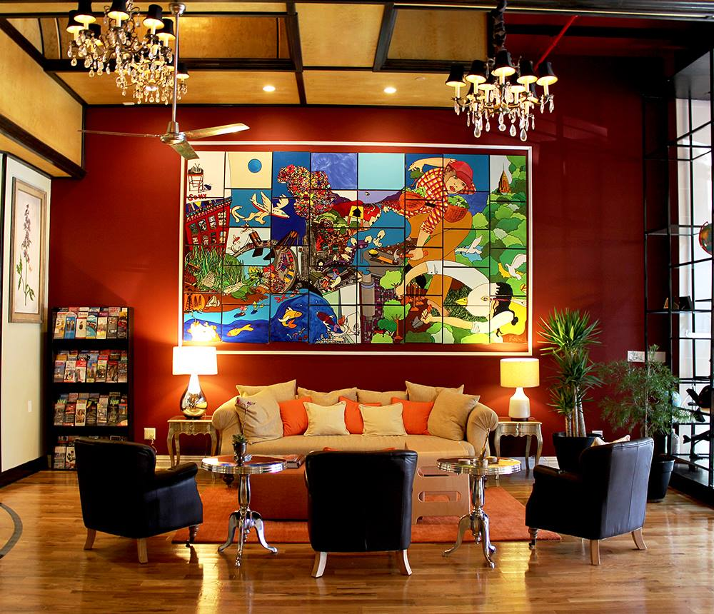 Kitchen Art America Brooklyn Ny: The Top 10 Art & Design Hotels In New York