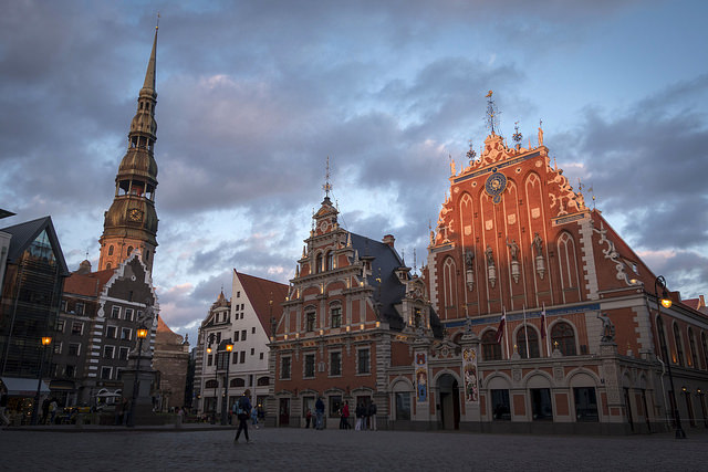 Riga in Latvia|© Bryan Ledgard/Flickr