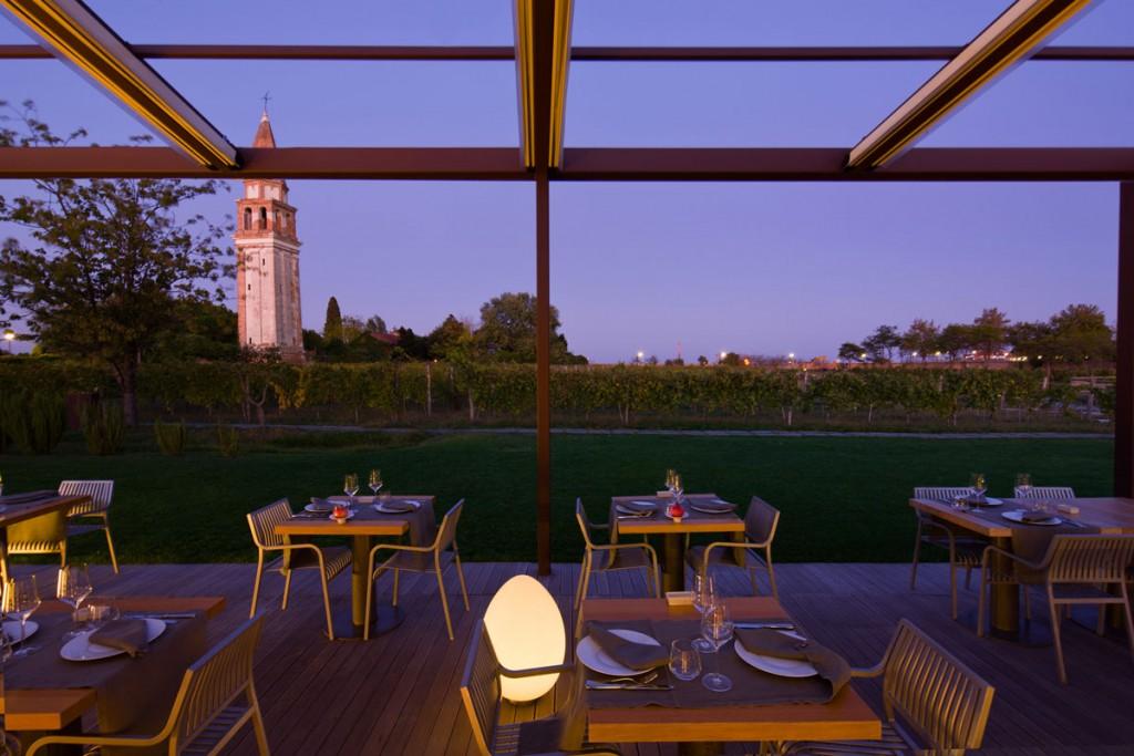 Venissa Restaurant ©rosmarinonews