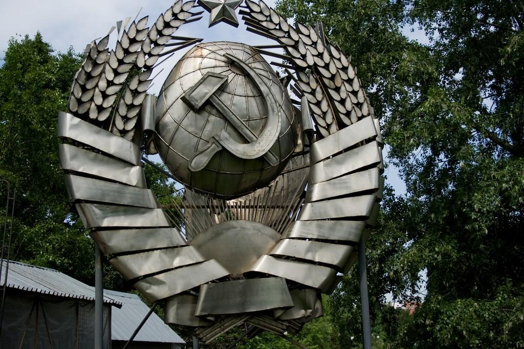 USSR Statue ©Kate Brady