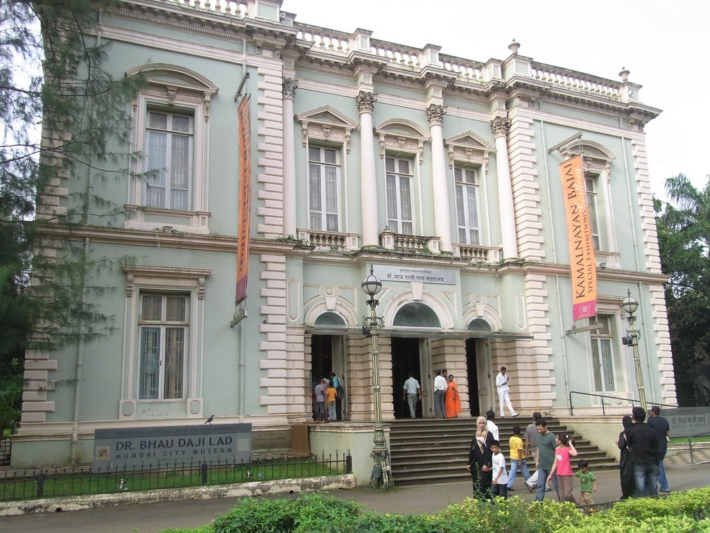 Dr Bhau Daji Lad Mumbai City Museum | ©Andrés Romanos/Flickr