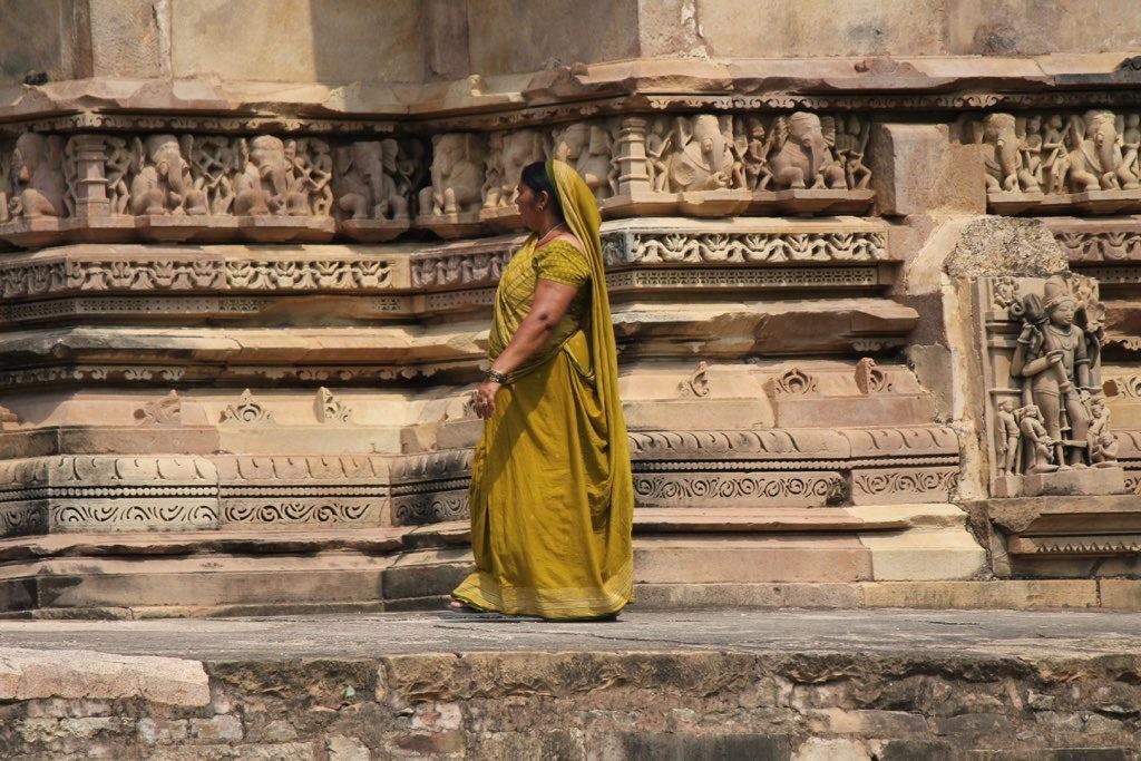 Khajuraho Temples © Ross Huggett