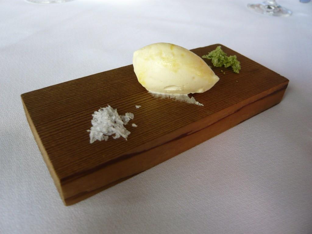 Handmade Butter and Salt at Martin Bosley's | ©Jessica Spengler/Flickr