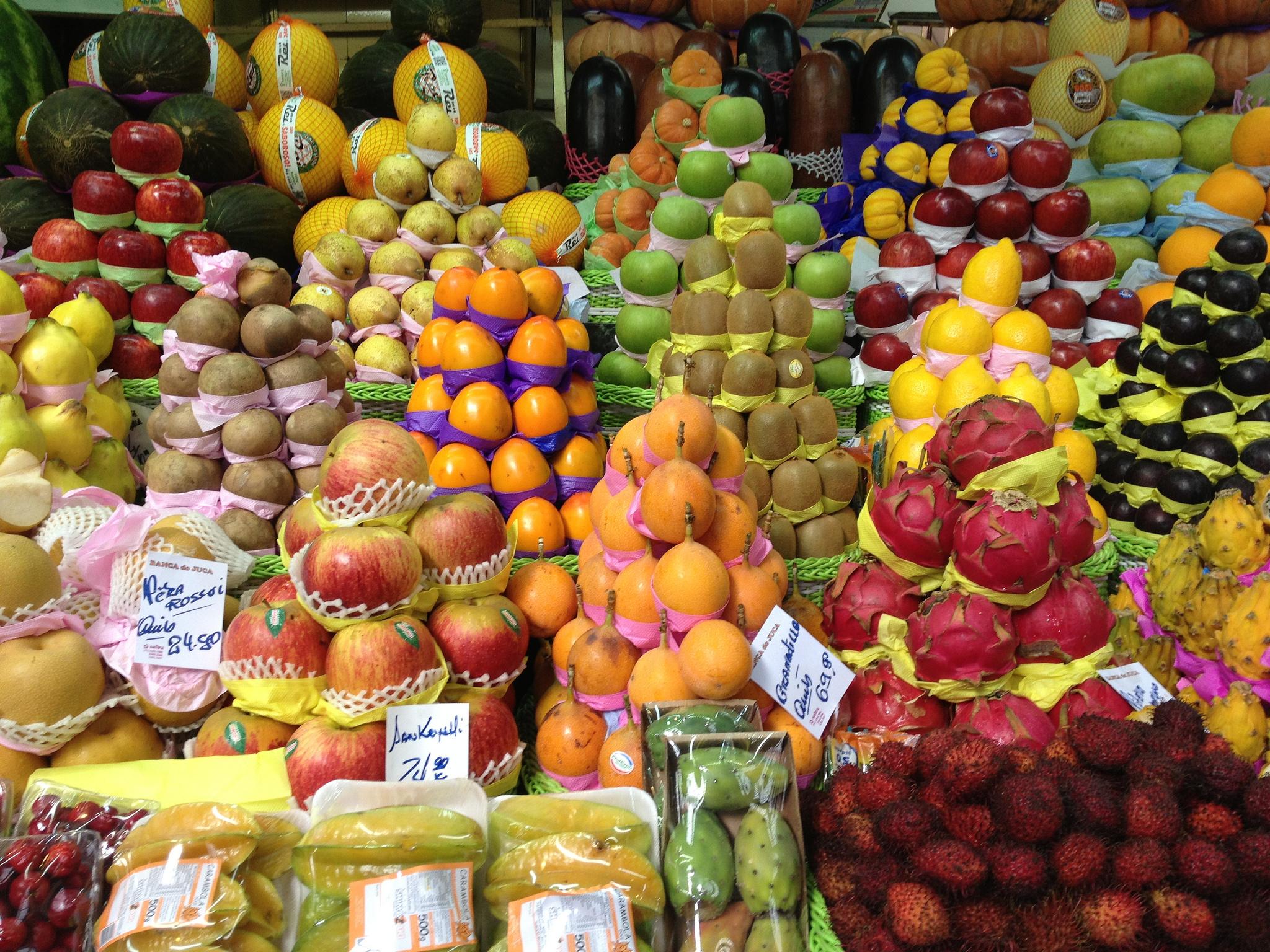 samba de frutas