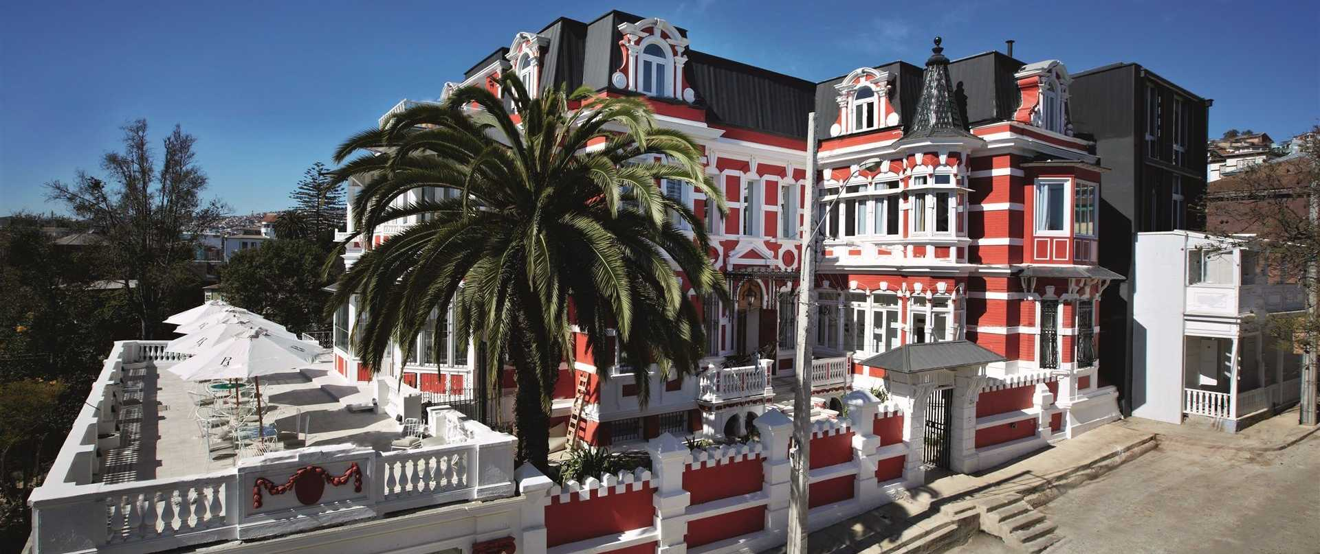 Star Hotels In Valparaiso Chile
