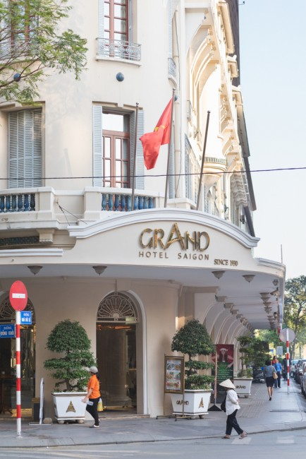 Grand Hotel Saigon | © withGod/Shutterstock