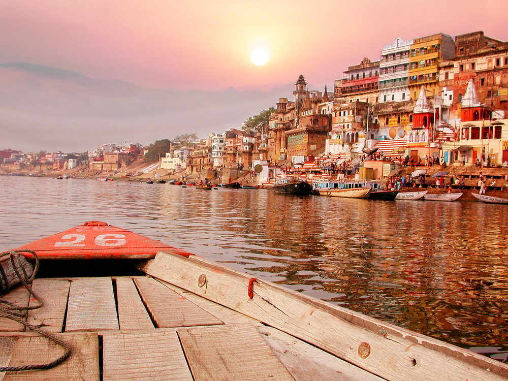 Along The Ganges: The ...