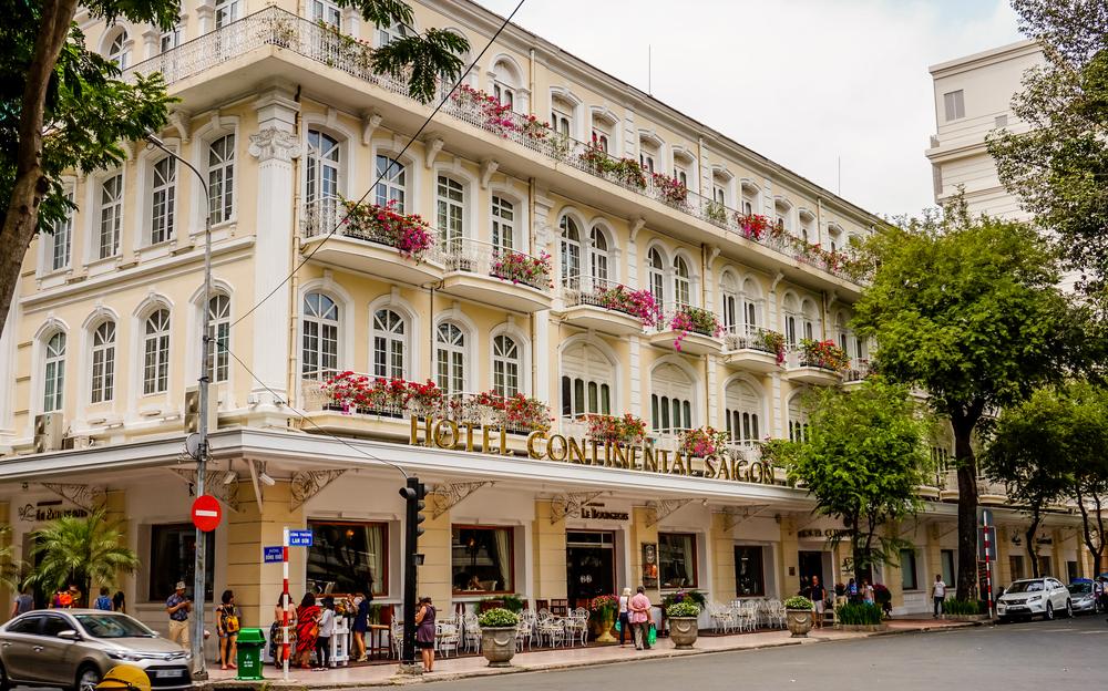 Hotel Continental Saigon | © mizaki26/Shutterstock