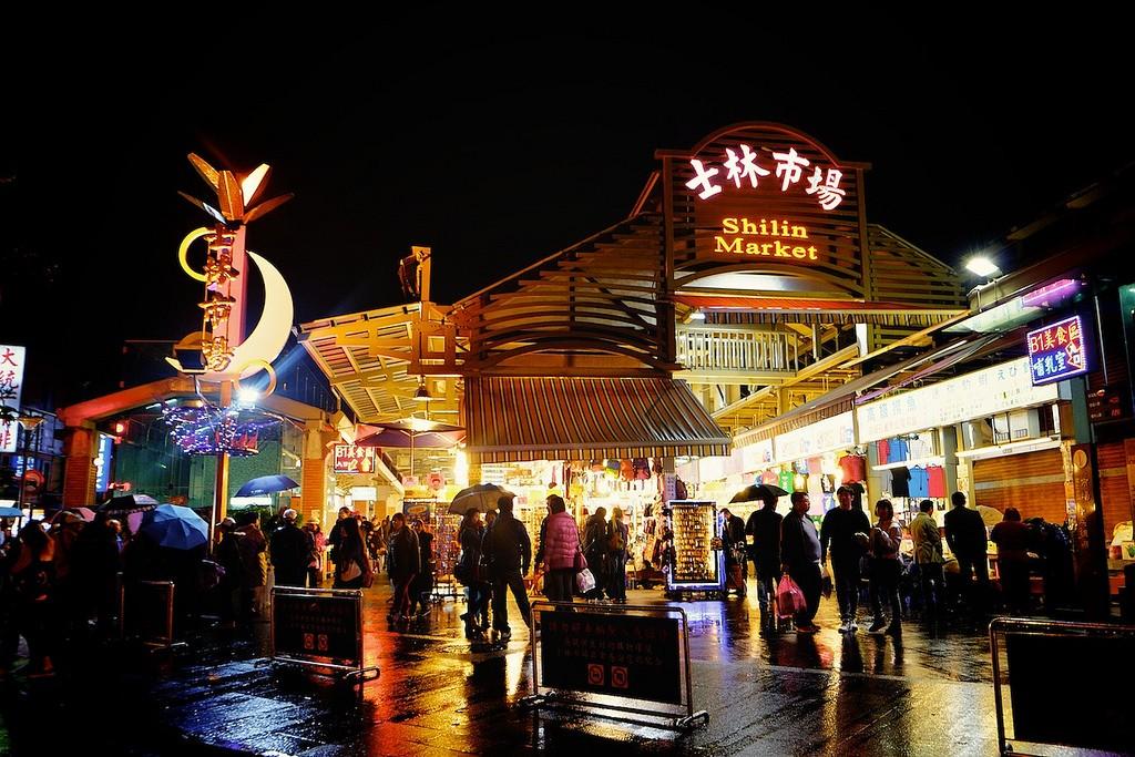 Shilin Night Market © Allon Lim