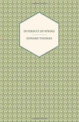 In Persuit Of Spring © Thorndike Press