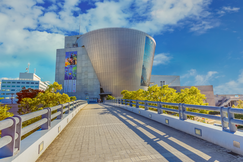 Suntory Museum of Art © cowardlion / Shutterstock