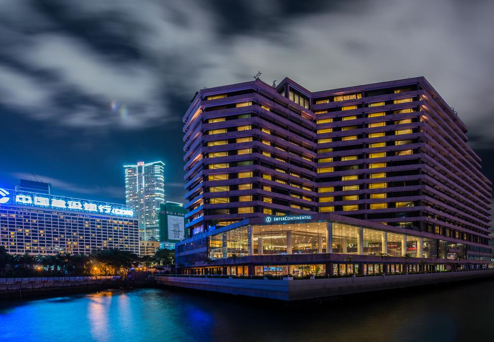 InterContinental Hong Kong ©Elnur / Shutterstock