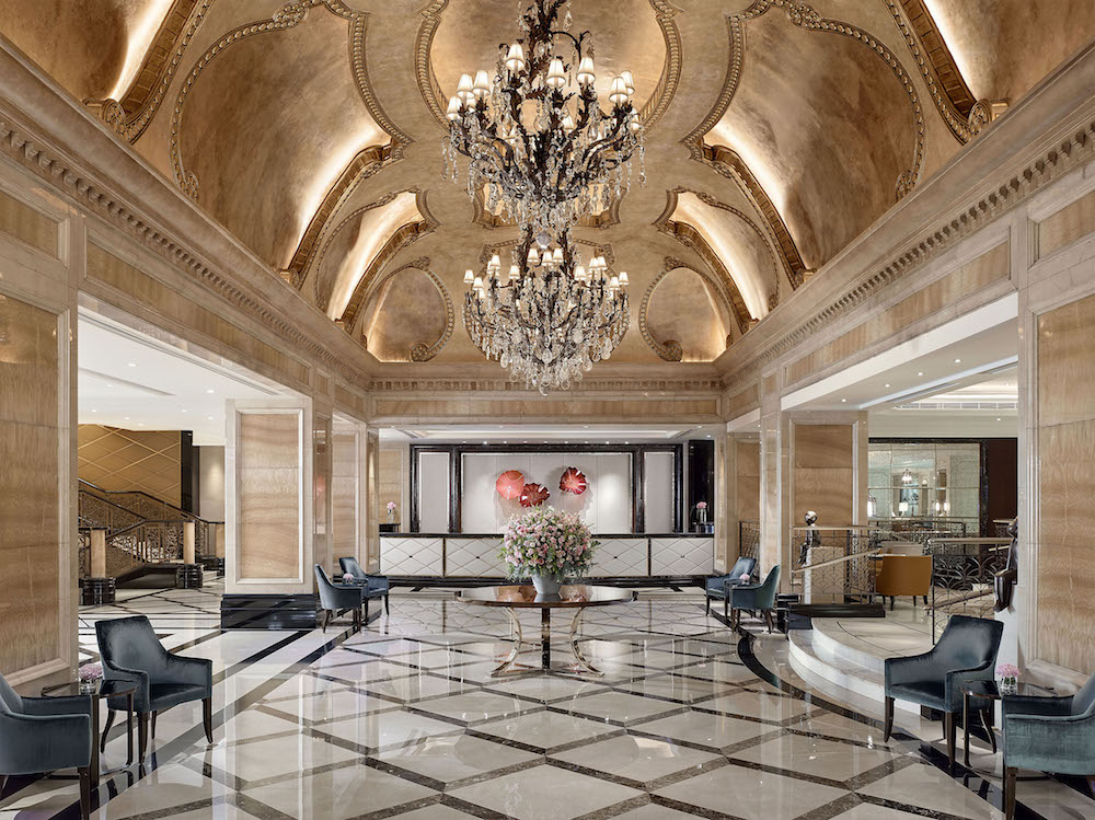 A stay at The Langham offers one of the best locations for exploring all that Hong Kong has to offer ©Courtesy of The Langham