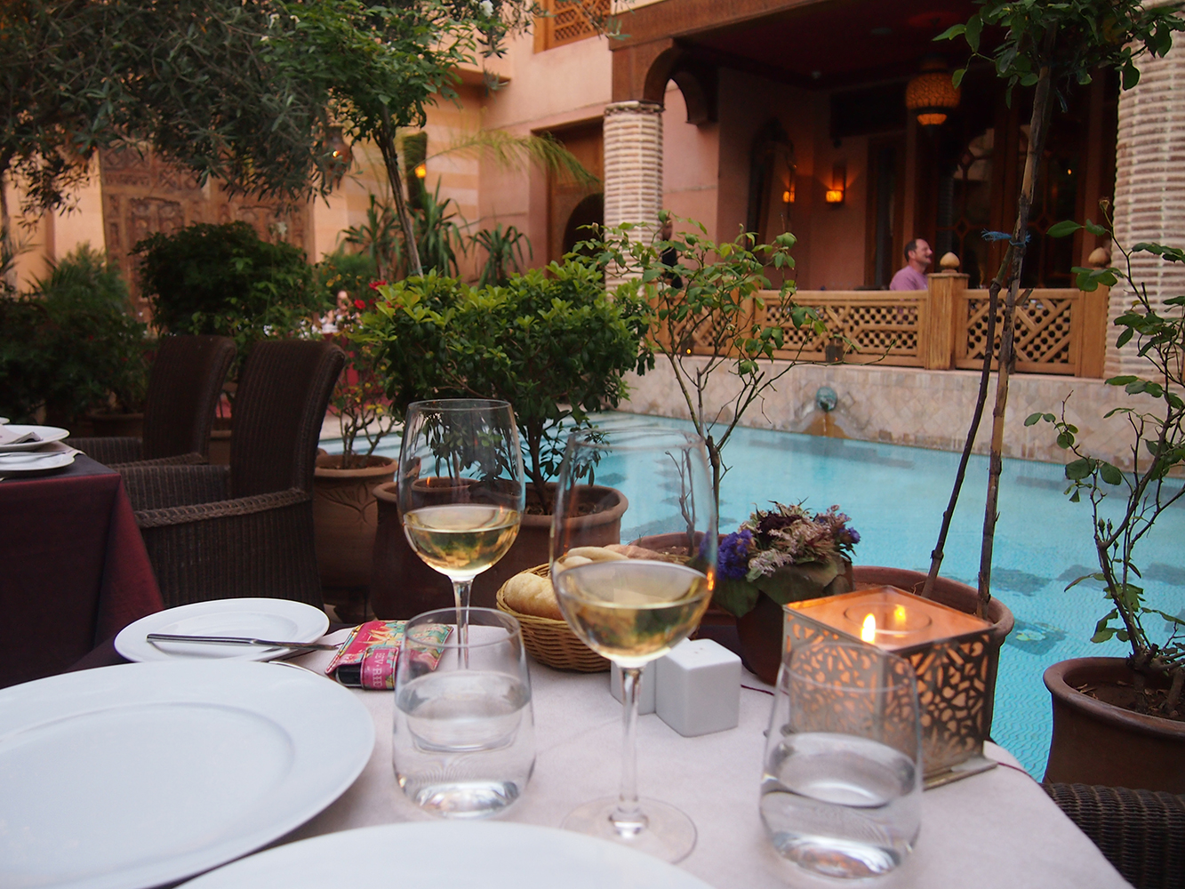 Top 10 riads in marrakech morocco for Architecture maison arabe
