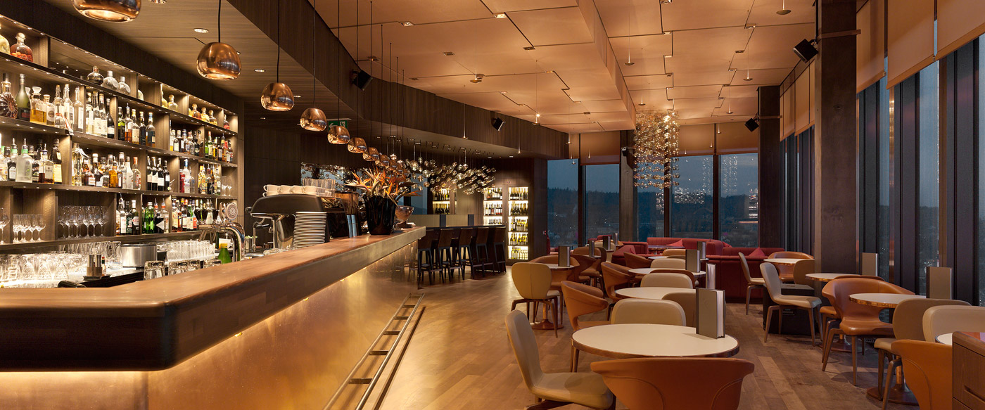 The 10 best restaurants in zurich - Restaurant cuisine moleculaire suisse ...