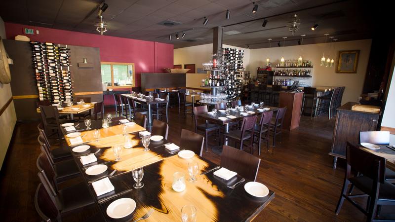 Dining area ©Luca D'Italia