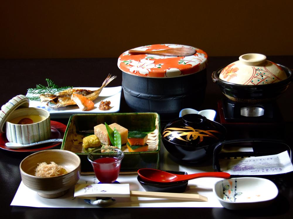 Japanese Breakfast | © okui/Shutterstock