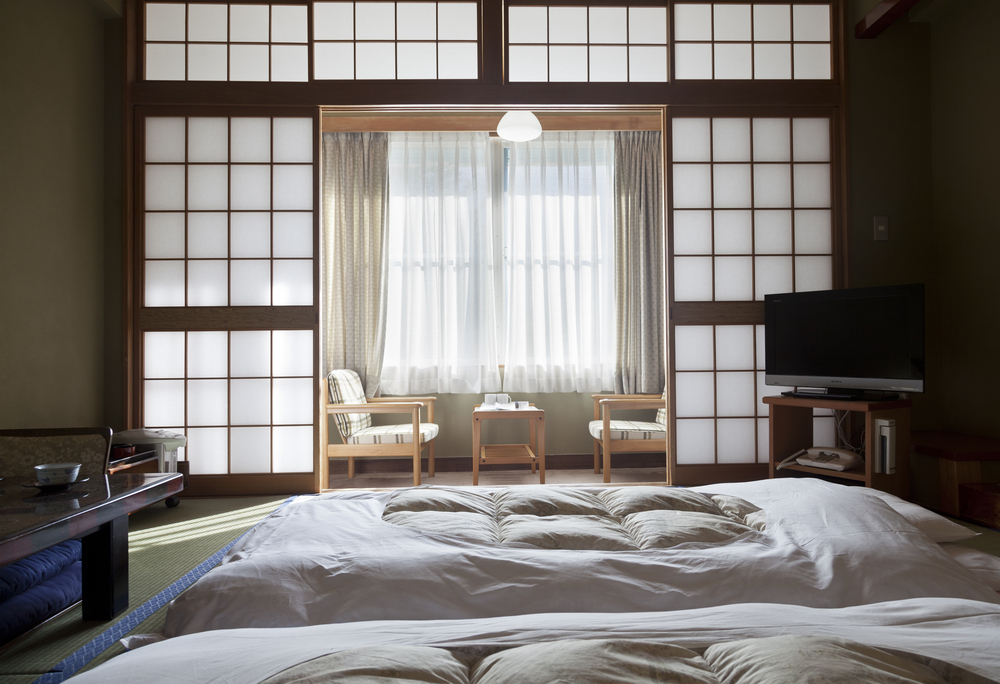 Typical Japanese bed | © oleandra/Shutterstock