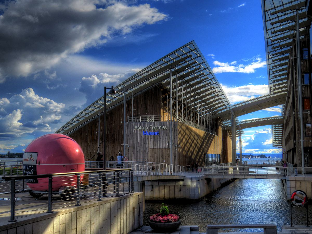 An Art Lover S Guide To Oslo
