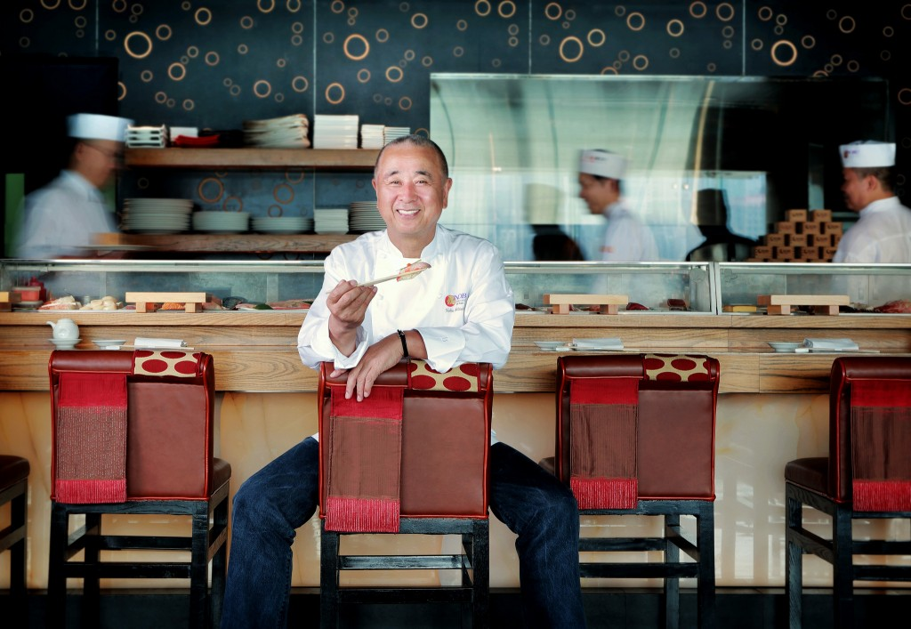 Nobu Matsuhisa | ©InterContinental Hong Kong/Flickr