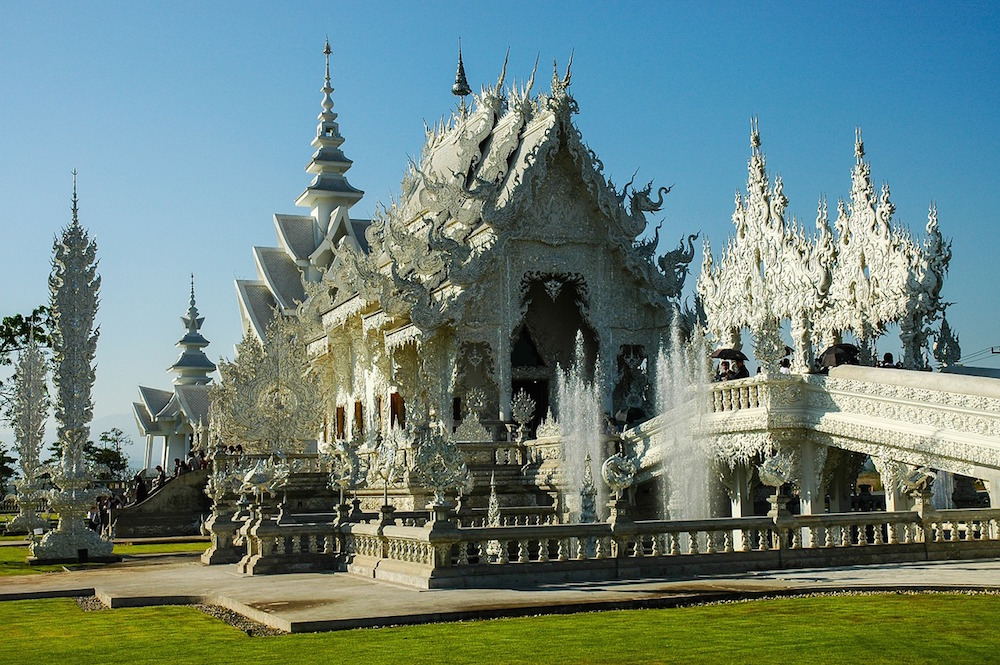 The top cultural travel sites in chiang rai thailand