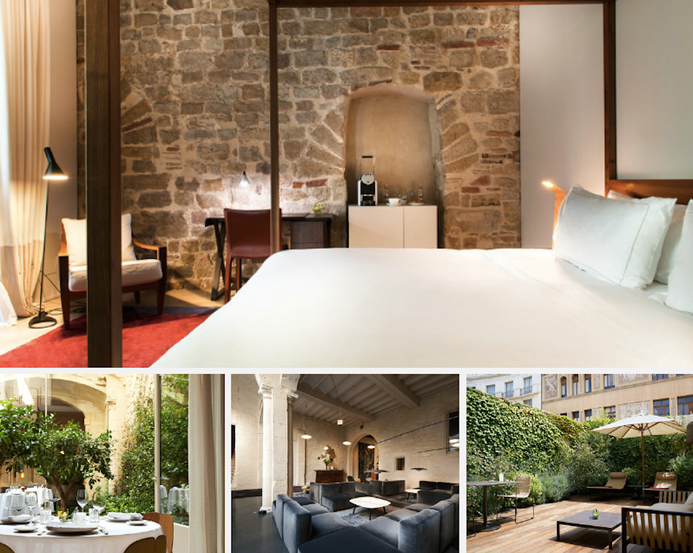 The best cultural hotels in barcelona catalan art and design Hotel original barcelone