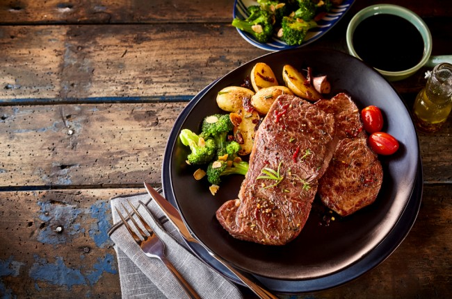 Steakhouse © stockcreations / Shutterstock