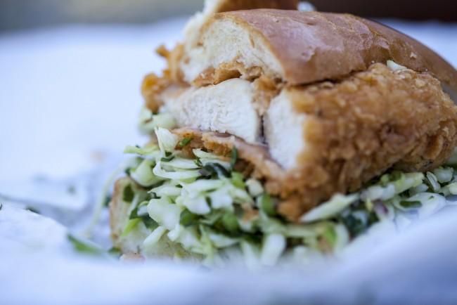 The Chicken Sandwich Is Particularly Popular | © Sonny Abesamis/Flickr