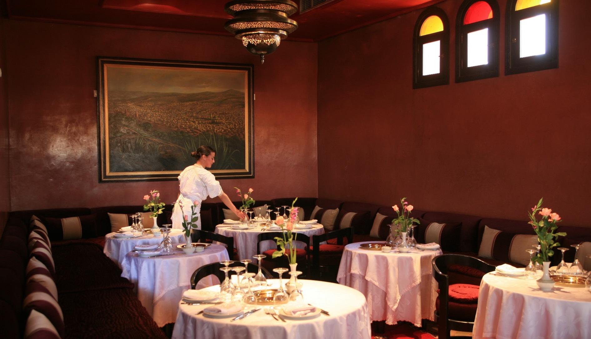 Best Restaurants In Marrakech Morocco