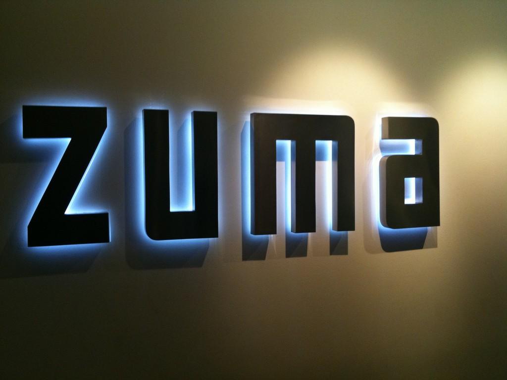 Zuma Restaurant © Côte d'Azur / Flickr