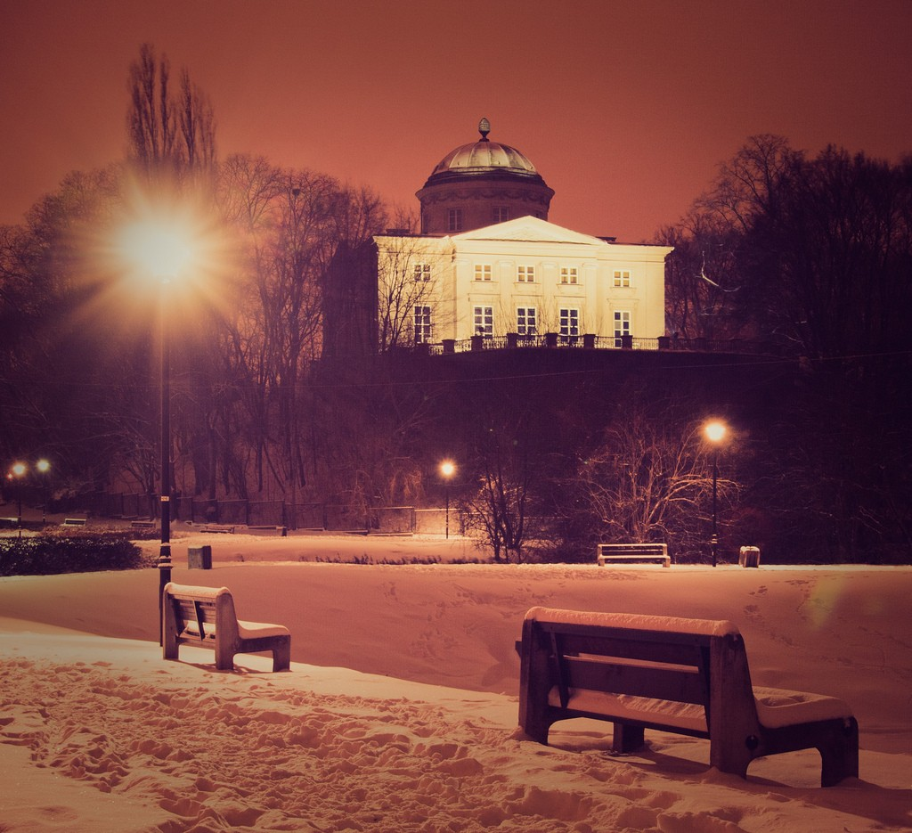 Królikarnia in Warsaw © centralniak / Flickr