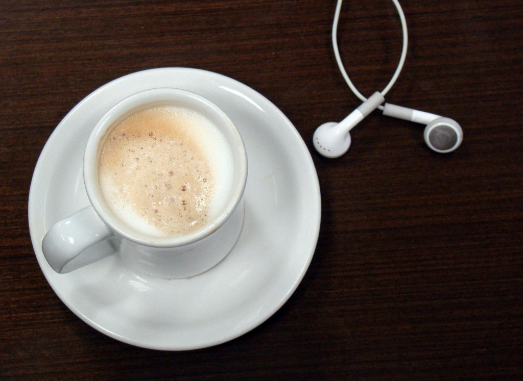 Café cortado ©Clara .