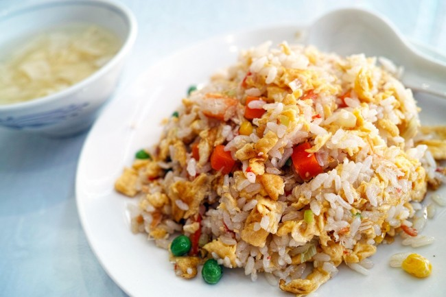 Fried rice/ ©Pixabay