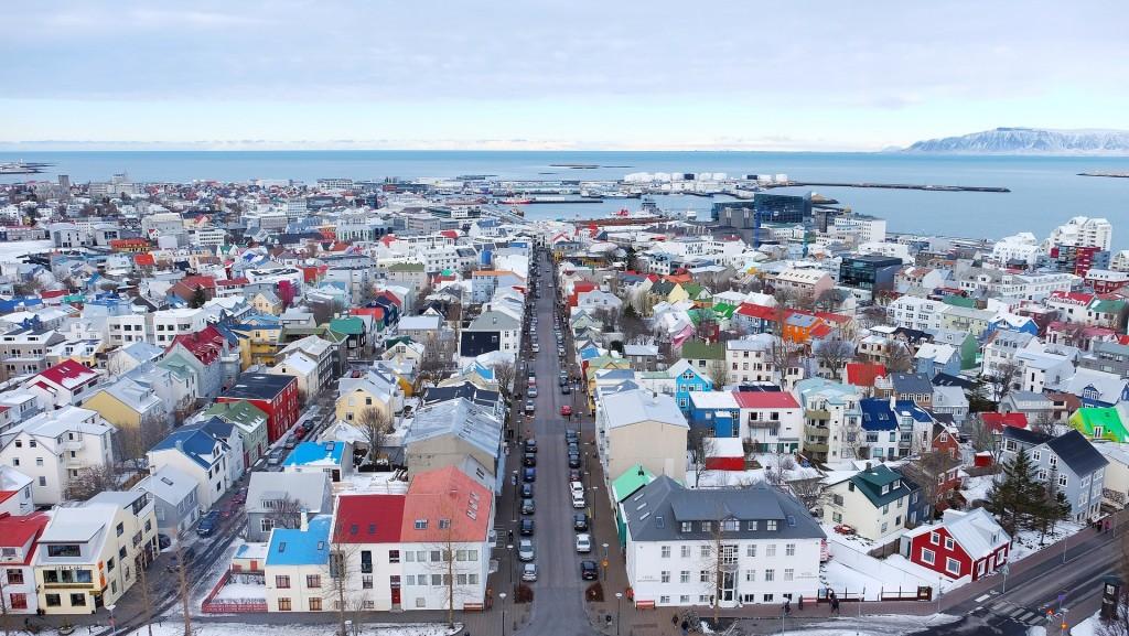 Reykjavik Iceland © Flickr
