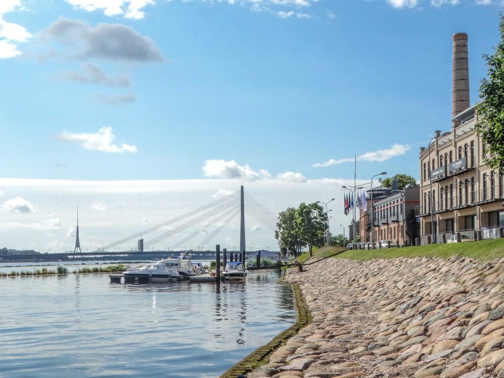 Riga Marina | ©Jevgenijs Slihto/Flickr